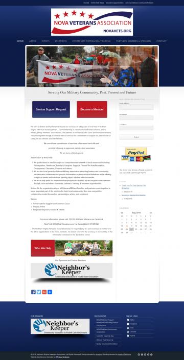 Northern Virginia Veterans Association