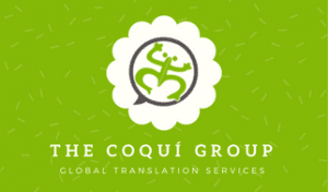 The Coqui Group Website